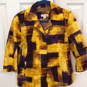 Coldwater Creek jacket size 8